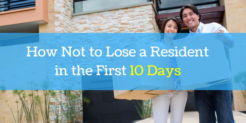 J Turner Blog - First 10 days