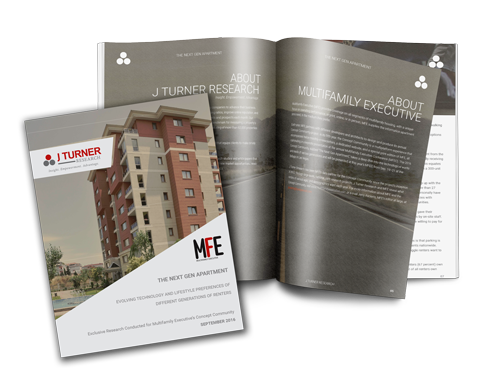 2016 Next Gen Apartment Report from MFE Conference
