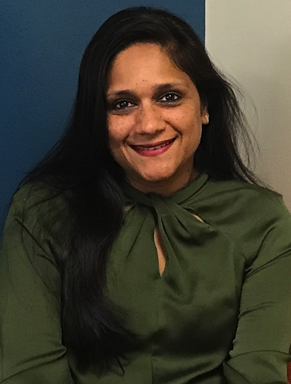 Author Priyanka Agarwal, Director of Public Relations
